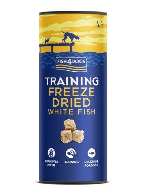Fish4Dogs Freeze Dried White Fish 25 g
