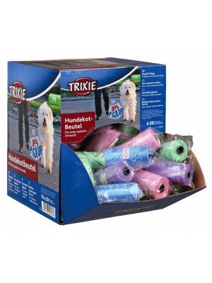 Trixie Torba na odchody 1 rolka - 20szt.