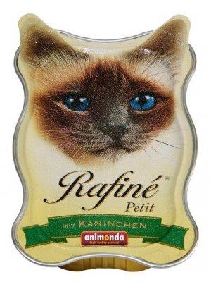 ANIMONDA RAFINE PETIT KRÓLIK 85g
