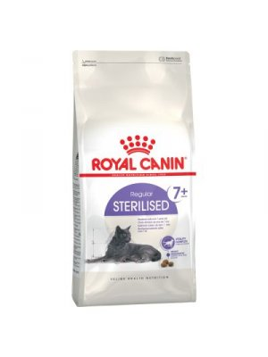 ROYAL CANIN STERILISED 7+ 10 kg