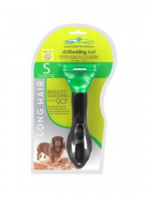 FURminator dla psiaków długowłosych - S