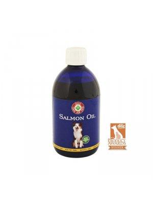 Salmon Oil - Olej z Łososia 100ml (Maciek)