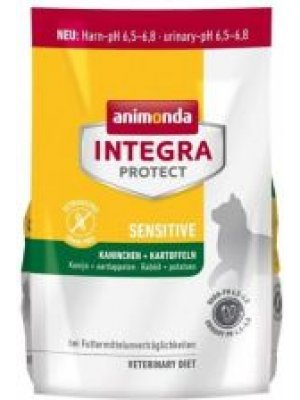 ANIMONDA INTEGRA SENSITIVE KRÓLIK I ZIEMNIAKI 300g