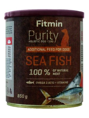 Fitmin Purity Dog Sea Fish 850g