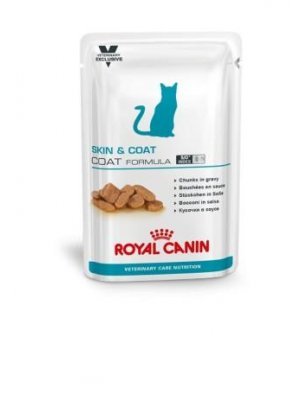ROYAL CANIN SKIN&COAT COAT FORMULA 100g
