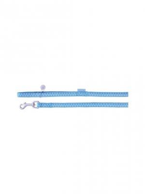Zolux Mac Leather Smycz 10mm/1,2 m - Niebieska