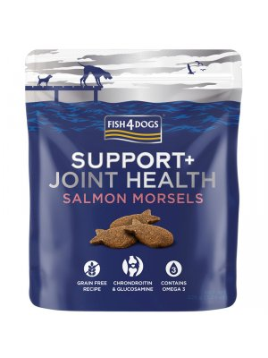 Fish4Dogs Salmon Morsels Stawy 225g