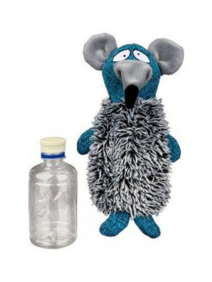 Trixie Szczur z butelką 21 cm