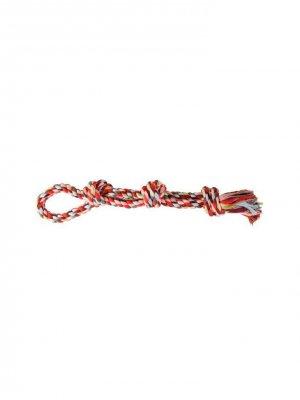 Trixie Sznur bawełniany 60 cm - Kolorowy