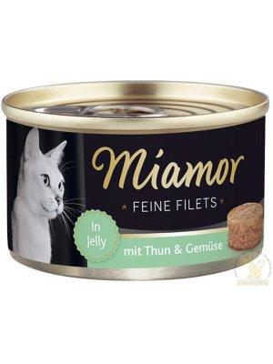 Miamor Tuńczyk z Warzywami 100g