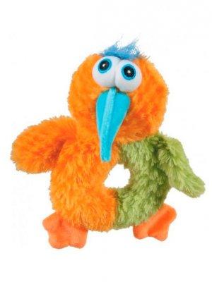 Zolux Birdy Love - pomarańczowy - pluszowy - 19 cm