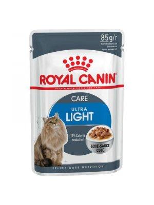 ROYAL CANIN ULTRA LIGHT W GALARETCE 85g