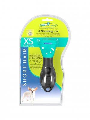 FURminator dla psiaków krótkowłosych - XS