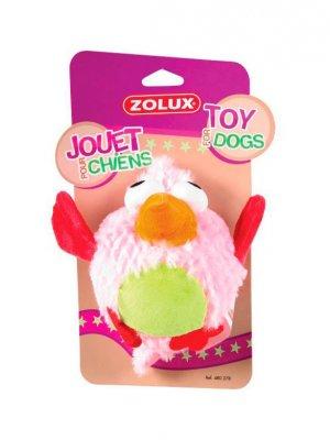 Zolux Birdy Piou - różowy - pluszowy - 13 cm