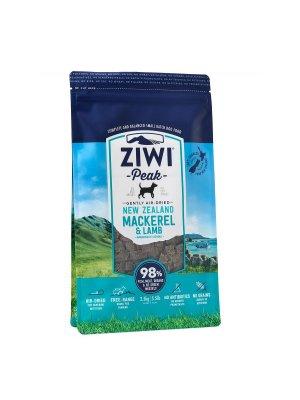 Ziwi Peak pies mackerel&lamb 1kg - sucha karma dla psów z makrelą i jagnięciną