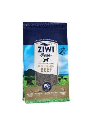 Ziwi Peak pies beef 454g - sucha karma dla psów z wołowiną