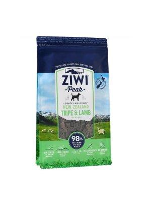 Ziwi Peak pies tripe&lamb 1kg - sucha karma dla psów z żwaczem i jagnięciną