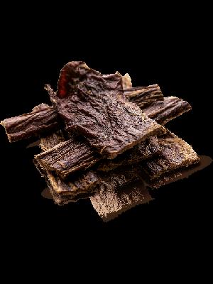 ESSENTIAL BEEF DELIGHTS 10 szt. - Suszona wołowina w paskach 150g