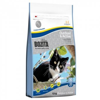 Bozita Cat Outdoor&Active 10kg