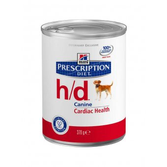 Hill's Prescription Diet H/D 370g