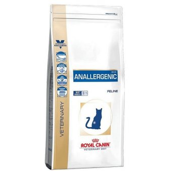 ROYAL CANIN VET CAT ANALLERGENIC 4kg