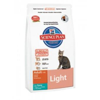 HILL'S SCIENCE PLAN ADULT LIGHT TYŃCZYK 5kg