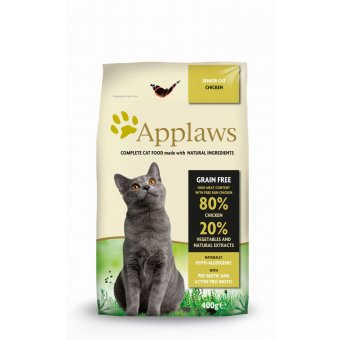 APPLAWS SUCHY SENIOR 7,5 kg