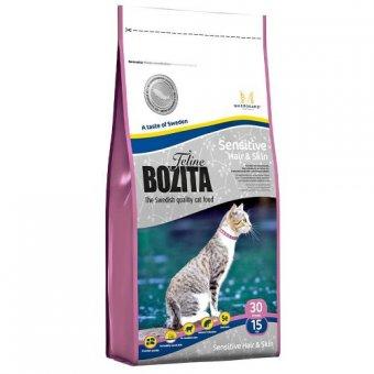 Bozita Feline Hair&Skin-Sensitive 10kg