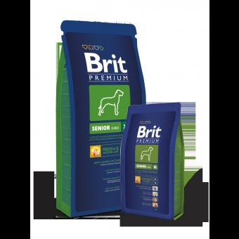 Brit Premium Senior XL 15 kg