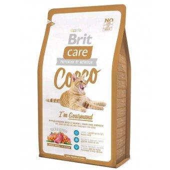 Brit Care Cat Cocco I'm Gourmand 7kg