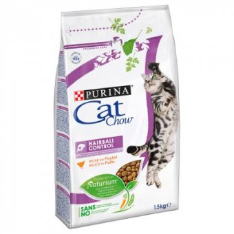 PURINA CAT CHOW SPECJAL CARE HAIRBALL CONTROL 0,4kg
