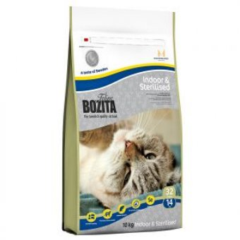 Bozita Cat Indoor&Sterilised 10kg