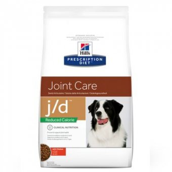 Hill's Prescription Diet J/D Reduced Calorie 12kg