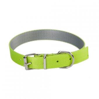 Dingo Obroża Dla Psa Energy Silver (26-33 cm)