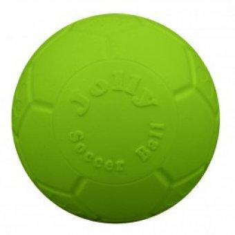 JOLLY PETS Piłka Nożna Zielona 15 cm
