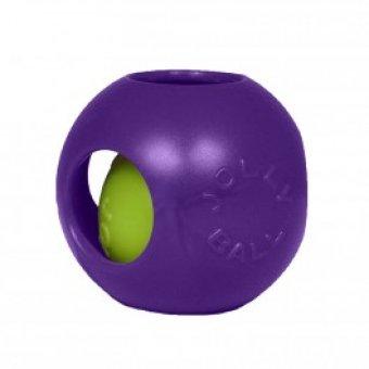 JOLLY PETS Piłka w Piłce Fioletowa 11 cm