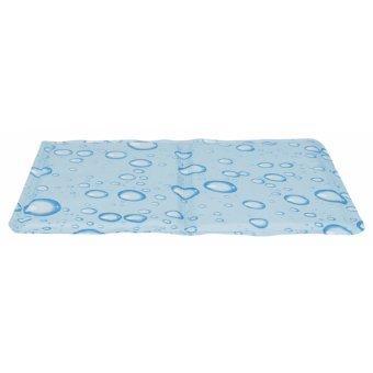 mata chłodząca, M: 50 × 40 cm, jasnoniebieska