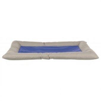 Trixie poduszka chłodząca Cool Dreamer, 90 × 55 cm, szaro/niebieska