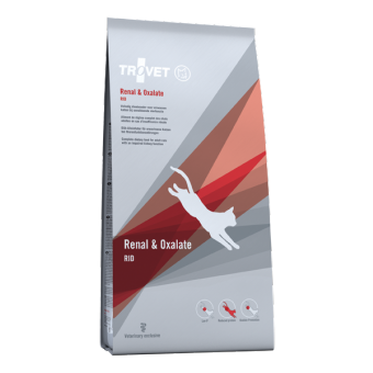 TROVET Renal & Oxalate RID karma dla kota 3kg