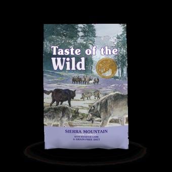 Taste Of The Wild sierra mountain 5,6kg