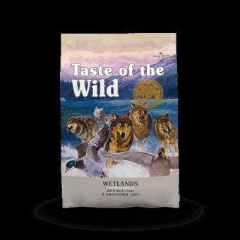 Taste Of The Wild wetlands canine 12,2kg