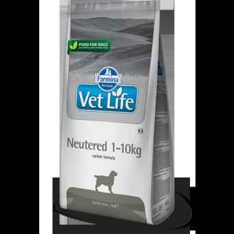 Farmina Vet Life neutered 1-10kg 2kg
