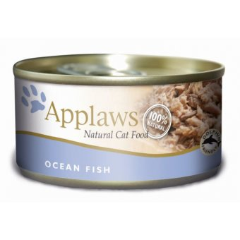 APPLAWS pusz. ryby oceaniczne 156 g