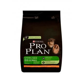 Purina Pro Plan Original Sterilised Kurczak & Ryż 3kg