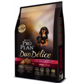 Purina Pro Plan Duo Delice Adult Small Wołowina & Ryż 2,5 kg