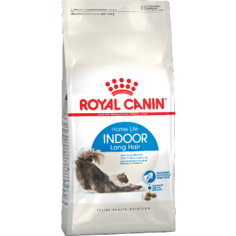 ROYAL CANIN CAT HOME LIFE INDOOR LONG HAIR 10 kg