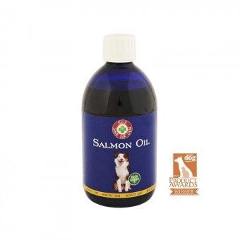 Salmon Oil - Olej z Łososia 500ml (Maciek)