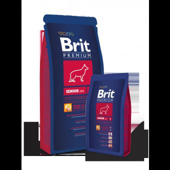 Brit Premium Senior L 15 kg