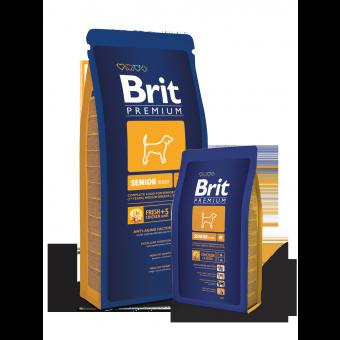 Brit Premium Senior M 15 kg