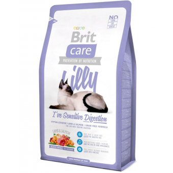 Brit Care Lilly I've Sensetive Digestion 7kg